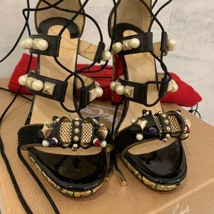 Christian Louboutin Tudor 120 Sandals